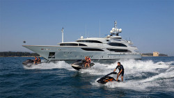 M/Y Jaguar, Family and Luxury Yacht Charter Together