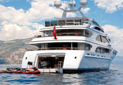 Charter M/Y Sai Ram for the Ultimate Corporate Yachting Experience