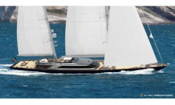Fraser Yachts Sell new 60m Sailing Yacht